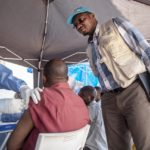 Vaccination, a central strategy in the fight against Ebola in DRC