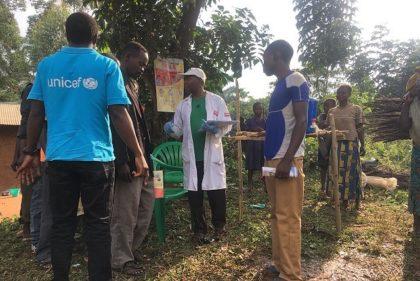 Ebola dans la province du Nord Kivu : la situation au 8 août 2018