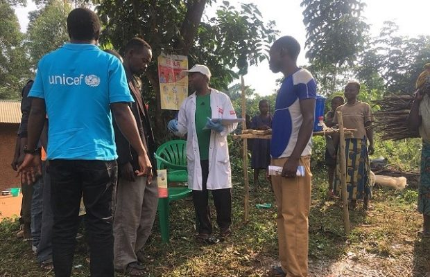 Ebola in the North Kivu province: the situation as of 8 August 2018
