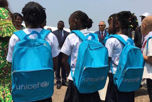 Le Ministre de l'Enseignement Primaire Secondaire et Professionnel lance la campagne d'inscription scolaire