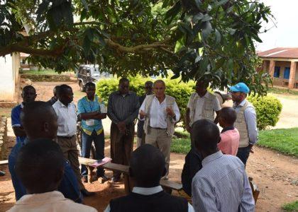 Epidémie d'Ebola : la situation au 10 septembre 2018