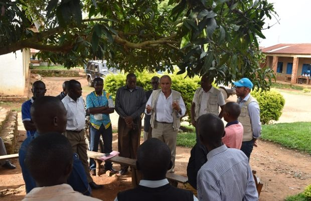 Ebola outbreak: the situation as of 10 September 2018