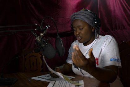 Nous faisons tout notre possible pour informer au mieux les personnes de Butembo et des environs