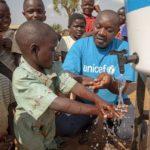 L'UNICEF étend sa réponse de lutte contre Ebola après de nouveaux cas confirmés dans la ville commerciale de Butembo en République Démocratique du Congo