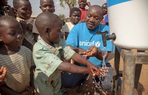 UNICEF to scale up Ebola response following new cases in major commercial center of Butembo in the Democratic Republic of Congo
