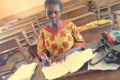 Maman Micheline, une enseignante engagée pour la paix