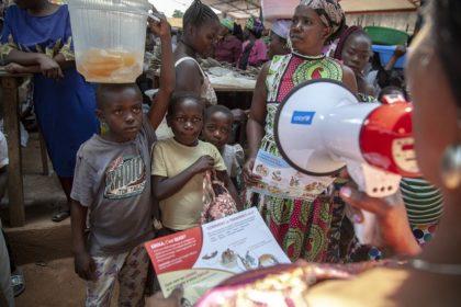Epidémie d'Ebola : la situation au 1 octobre 2018
