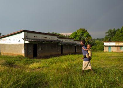 Plus de 80.000 enfants retournés d'Angola en RD Congo en besoin d'assistance humanitaire urgente