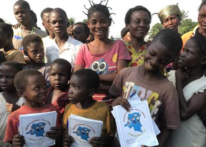 Kasaï : retour à l'école après des mois de violences