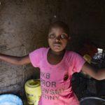 Préférence, a childhood broken by Ebola