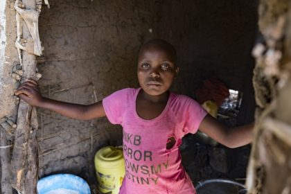 Préférence, une enfance brisée par Ebola
