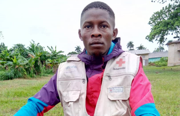In Mbandaka, motorcycle taxis carried information to help fight Ebola