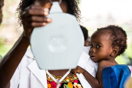 Malnutrition in Kasai: taking up the challenge