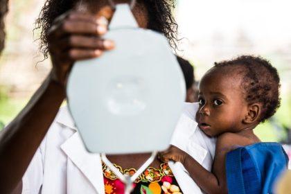 Malnutrition au Kasaï : un défi à relever