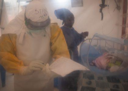 Les enfants représentent plus du tiers des cas d'Ebola dans l'est de la République Démocratique du Congo