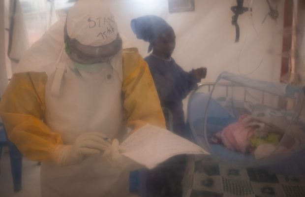 Children account for more than one third of Ebola cases in eastern Democratic Republic of the Congo