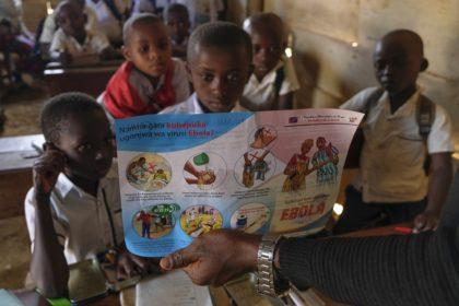 Gratuité des soins de santé : les enfants de Beni en profitent