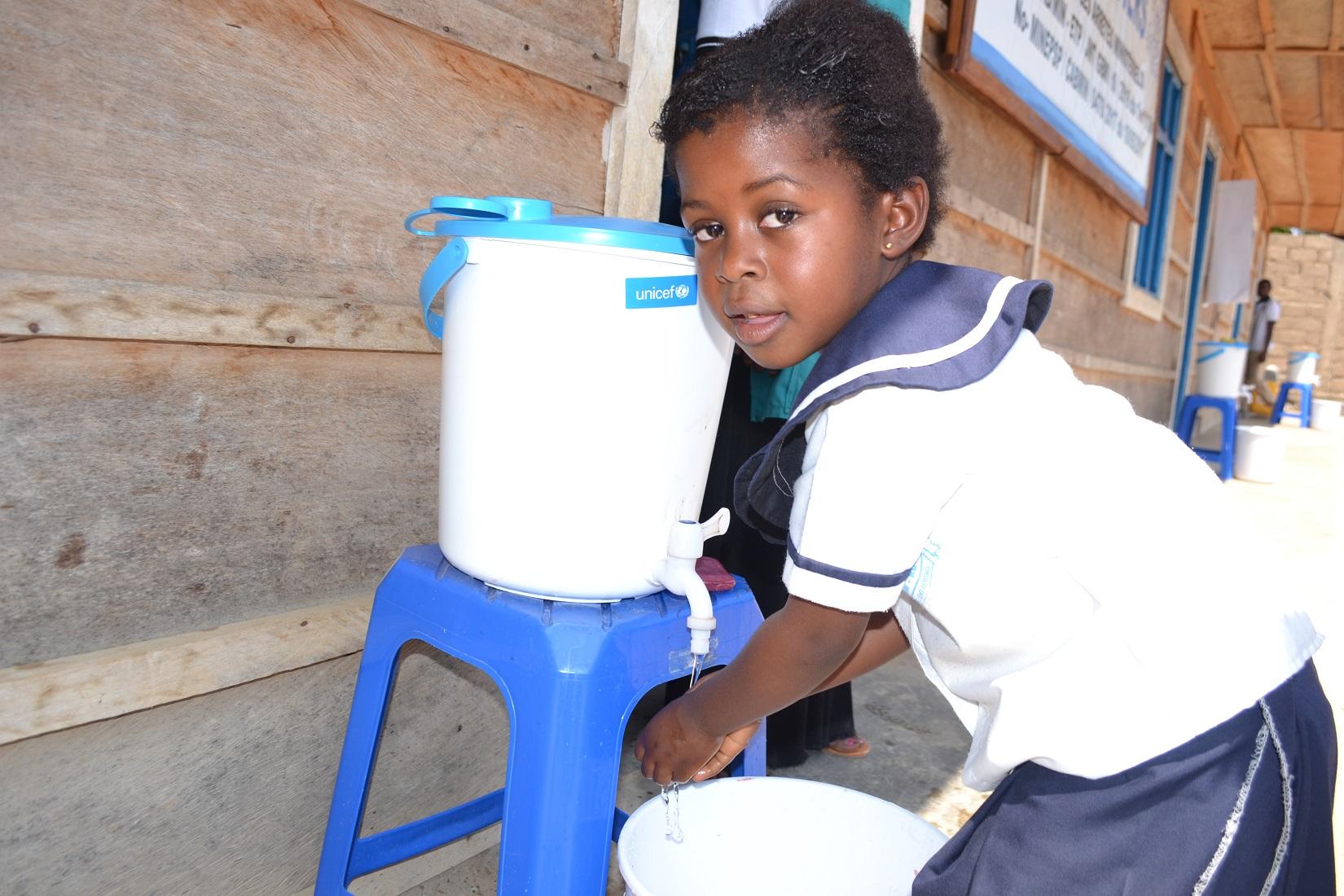Le lavage des mains en période d'épidémie