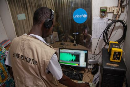 Radio: a tool for promoting the rights of the child