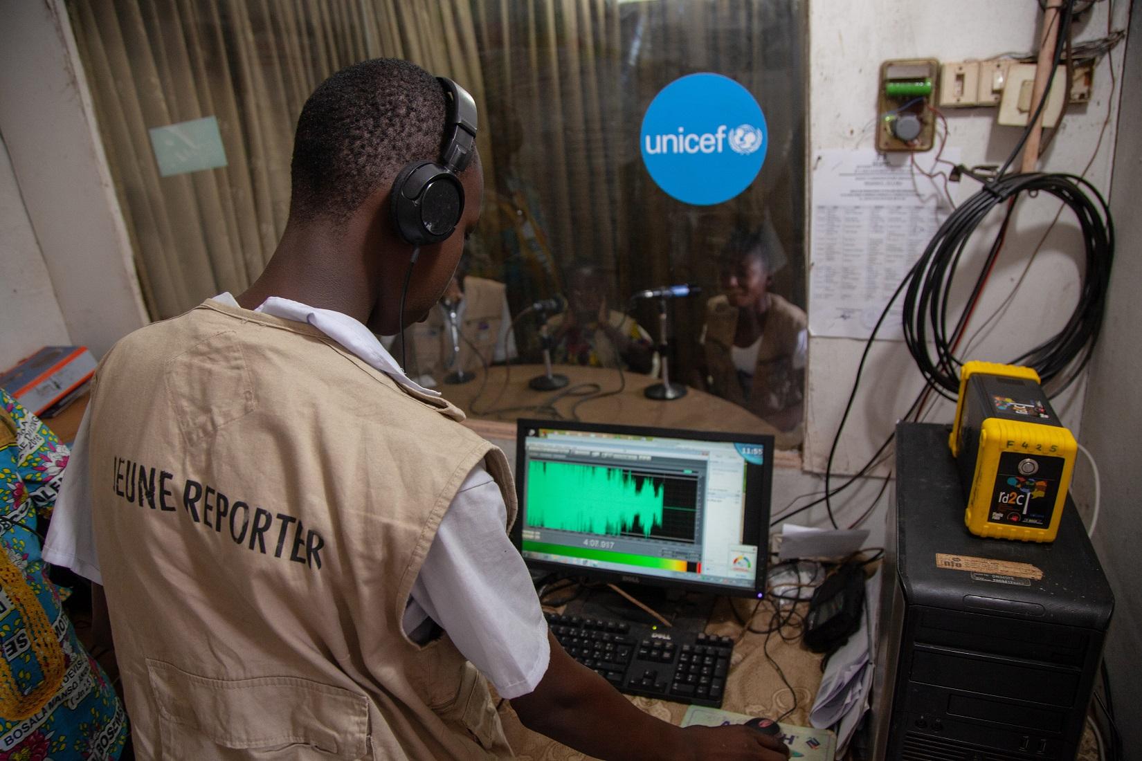Radio en RDC