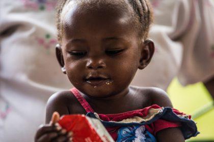 La consommation abusive du Plumpy'Nut®, une triste réalité à Kananga