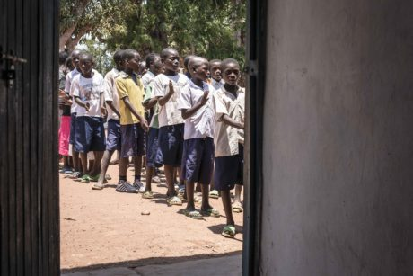 Can the DRC guarantee free education?