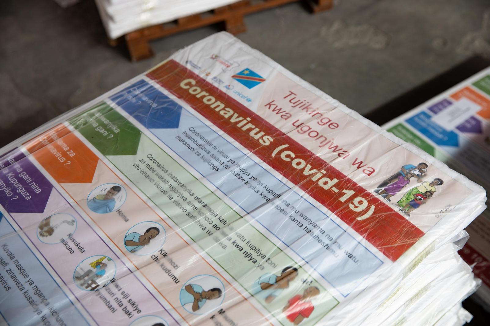 Unissons nos efforts pour combattre le coronavirus !