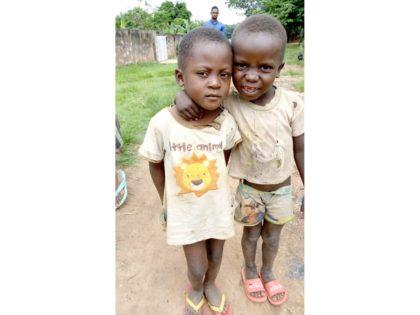 L'histoire de deux enfants du marché