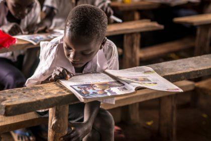 Tous les enfants ont droit à l'éducation
