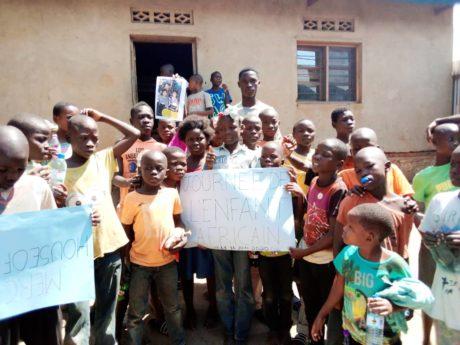 Les enfants de Bunia face à l'insécurité dans la province de l'Ituri