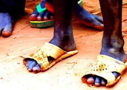 Les enfants victimes des massacres au Nord-Kivu