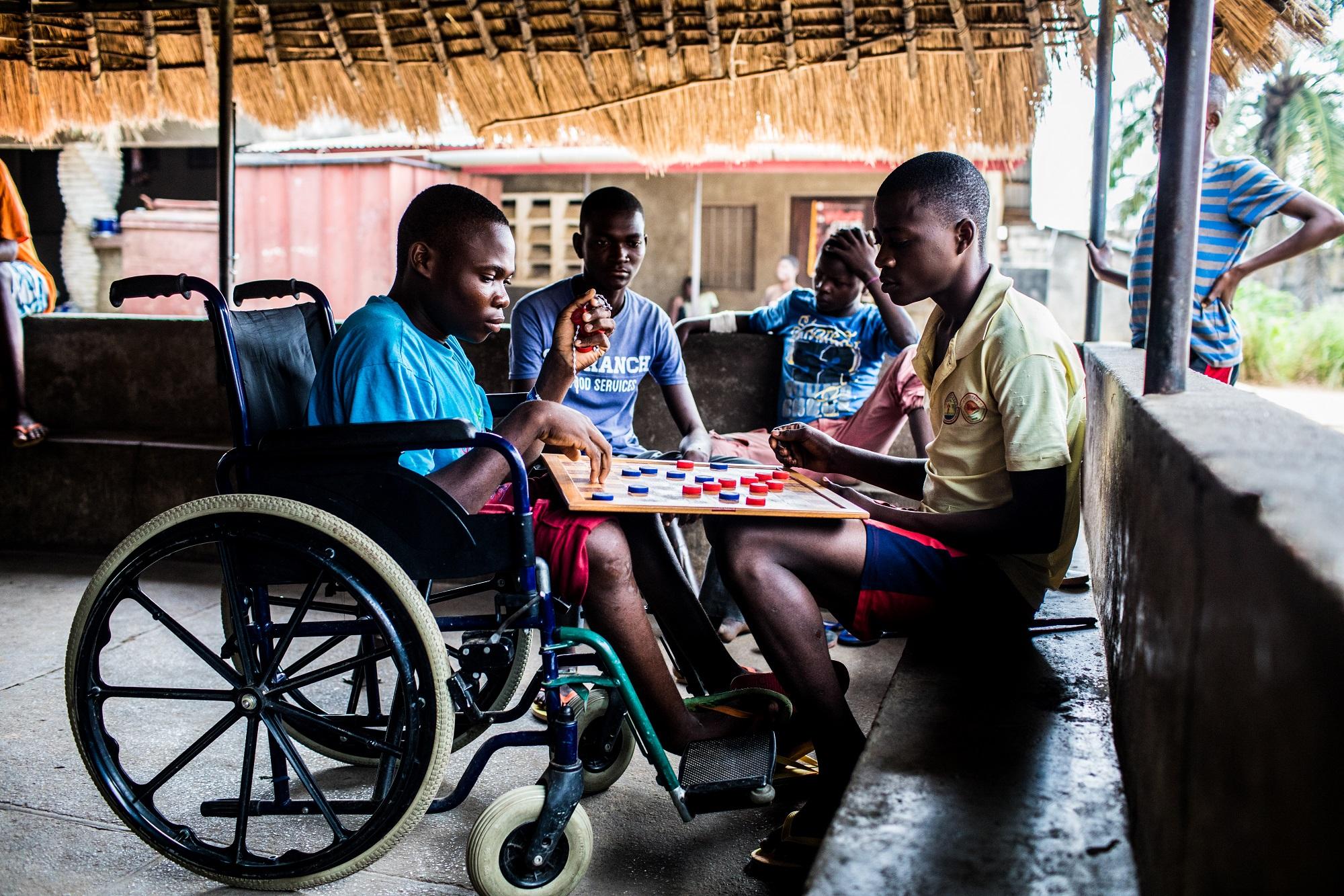 Les enfants en situation de handicap ont des droits aussi