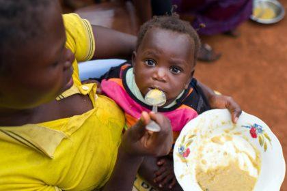 Combattre la malnutrition chez l'enfant, c'est respecter ses 1.000 premiers jours