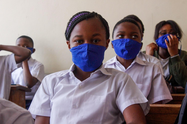 Filles et garçons ne sont pas sur un pied d'égalité face à la scolarisation en RDC. Il faut se mobiliser en faveur de l'éducation des filles.