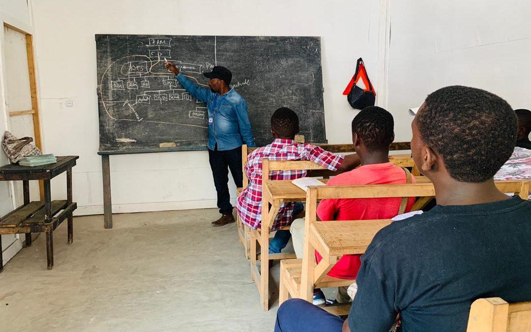 Hope in Action : un espoir pour les enfants en détresse