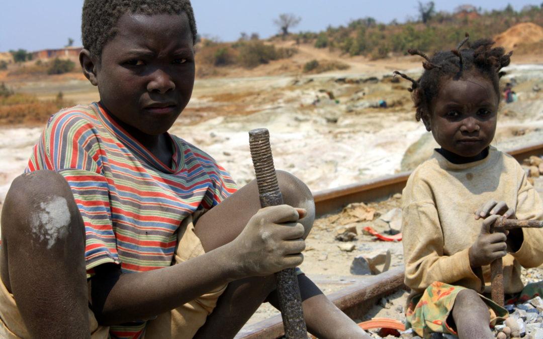 Enfants dans les mines : un véritable fléau à éradiquer