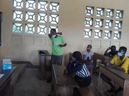 Matadi: enfants sourds-muets, les oubliés de la sensibilisation sur la Covid-19