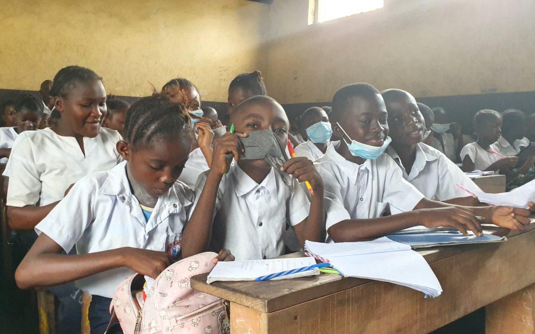 J'aime beaucoup la gratuité de l'enseignement en RDC, je vous explique pourquoi…