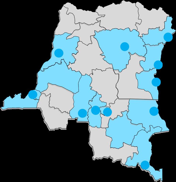 Présence des Enfants Reporters en RDC