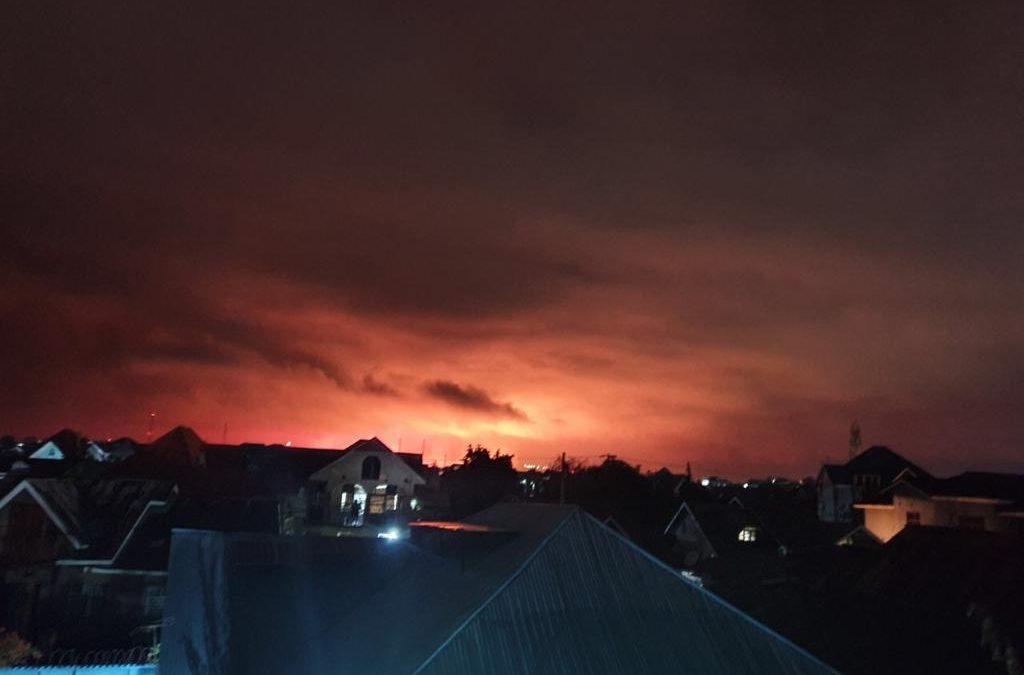 Éruption du Nyiragongo à Goma : je suis partagée entre la peur et l'optimisme
