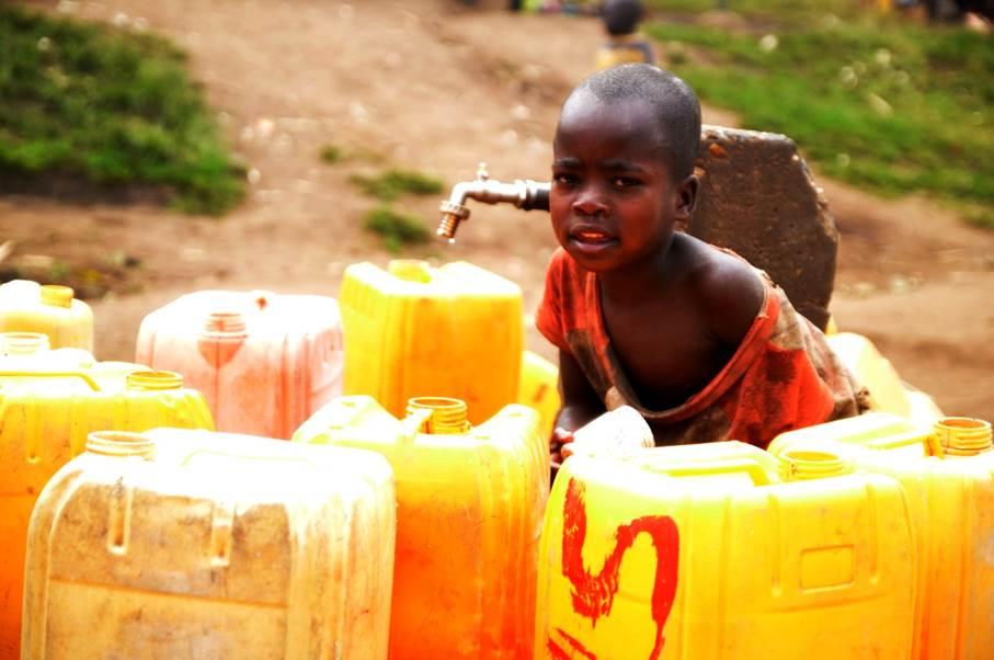 L'enfant c'est moi et l'eau c'est ma vie