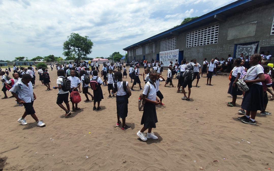 Gratuité de l'enseignement : à Kalemie, des enfants manquent des kits scolaires et ne vont pas à l'école