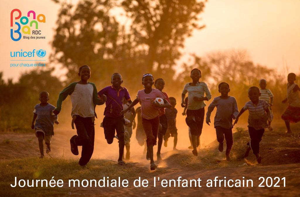 Journée mondiale de l'enfant africain : je suis impatiente de voir les résultats de l'agenda 2040