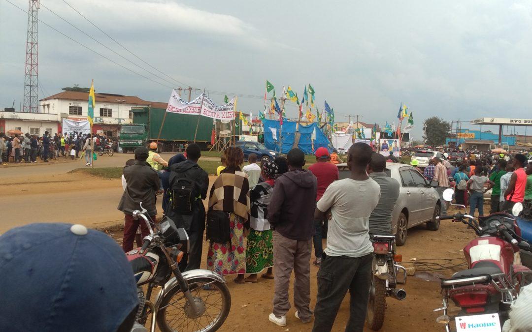 Le Président Félix Tshisekedi a entendu notre cri d'alarme en venant à Beni