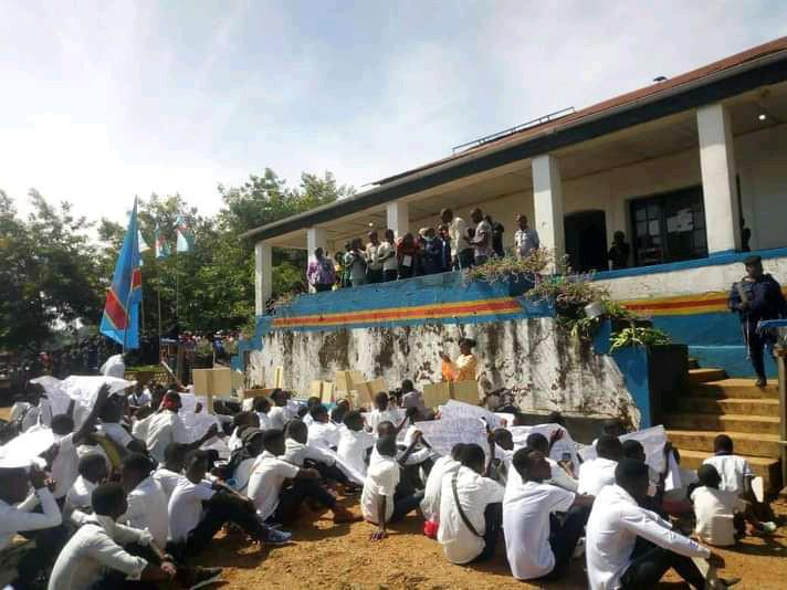 Explosions à Beni : les enfants s'inquiètent pour la suite du programme scolaire