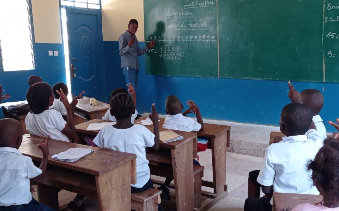 C'est la journée mondiale de l'Enseignant.e. mais en RDC, ils sont en grèves