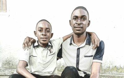 Deux frères à Mbandaka,