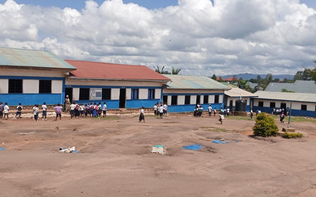 Rentrée scolaire dans quelques villes de la RDC : nous étions là mais pas les enseignants…