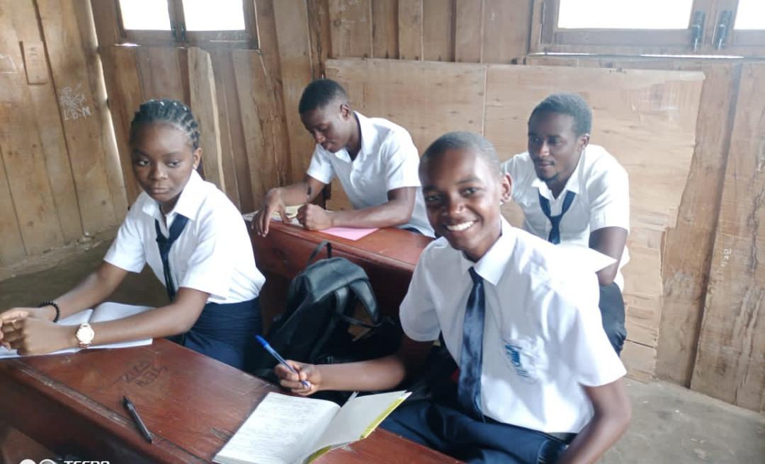Rentrée scolaire timide à Kinshasa