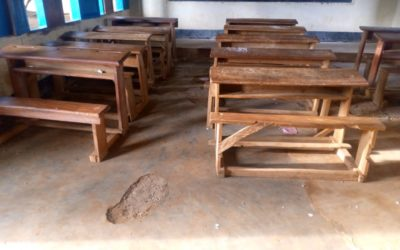 Beni école vide